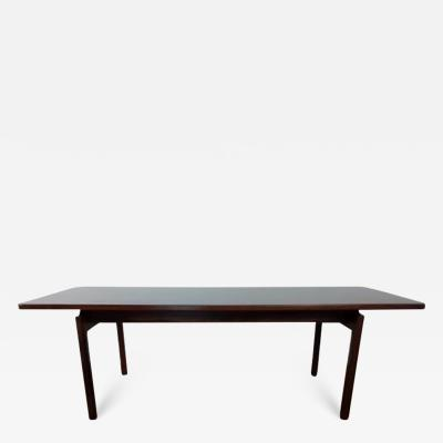 Mid century rosewood sofa table