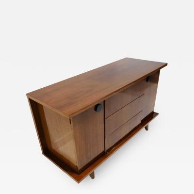 Midcentury Art Deco Style Credenza Sideboard 1950s