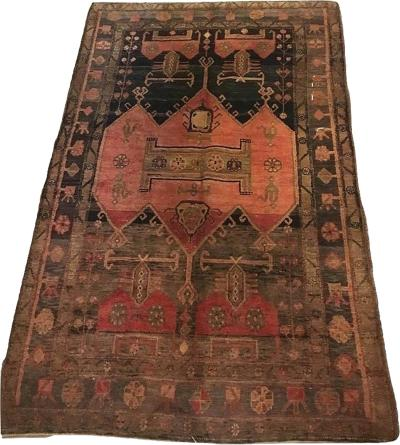 Midcentury Northwest Persian Rug