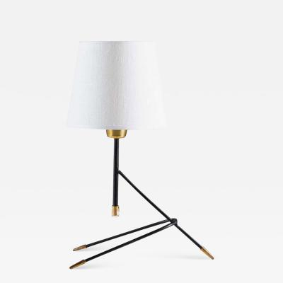 Midcentury Scandinavian Table Lamp