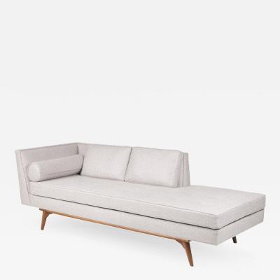 Midcentury Style Mirror Image Sofa