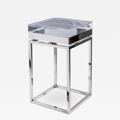 Mies Ice Side Table