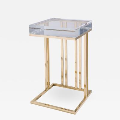 Mies Twin Side Table