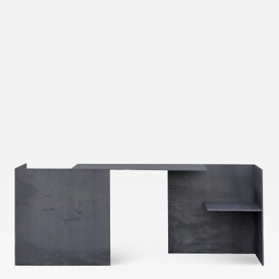 Miguel Saburi s 302 2 Steel Double Desk