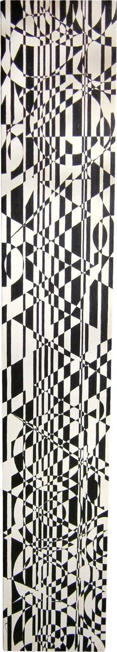 Mike Rottman Abstract Geometric by Mike Rottman