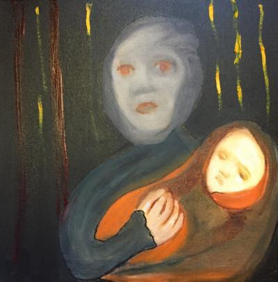 Mildred Borras Syrian Exile