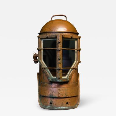 Miller Dunn US Navy Style 2 Divinhood Dive Helmet
