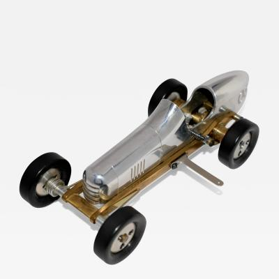 Miller Race Car Miniature with a Gas Powered Engine