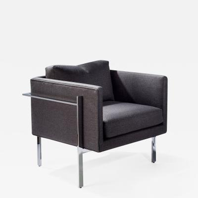 Milo Baughman Drop in Lounge Chairs by Milo Baughman for Thayer Coggin