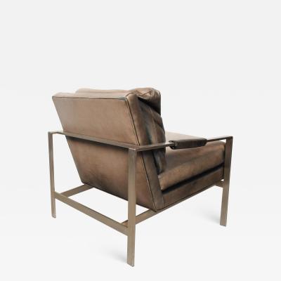 Milo Baughman Mid Century Modern Lounge Chair by Milo Baughman for Thayer Coggin