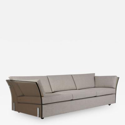 Milo Baughman Mid Century Modern style Sofa by Milo Baughman