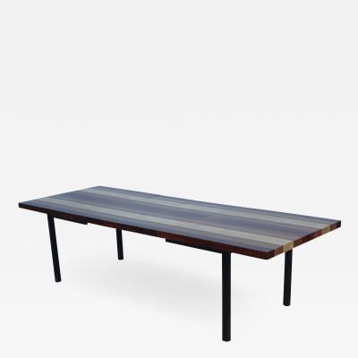 Milo Baughman Milo Baughman For Directional Dining Table