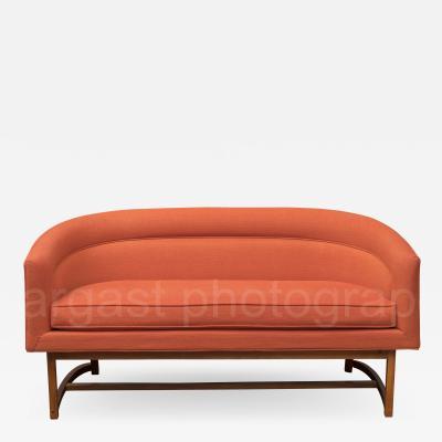 Milo Baughman Milo Baughman Loveseat Sofa for Thayer Coggin