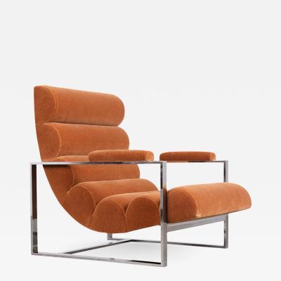 Milo Baughman Milo Baughman Recliner Lounge Chair
