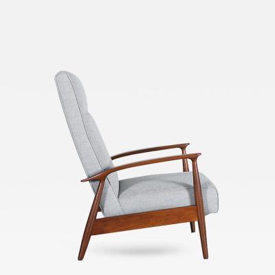 Milo Baughman Milo Baughman Reclining Lounge Chair for Thayer Coggin