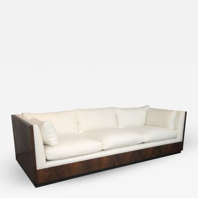 Milo Baughman Milo Baughman Rosewood Sofa