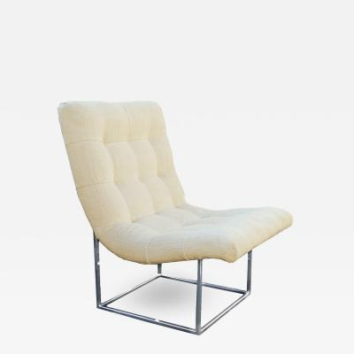 Milo Baughman Milo Baughman Thayer Coggin Lounge Scoop Chair