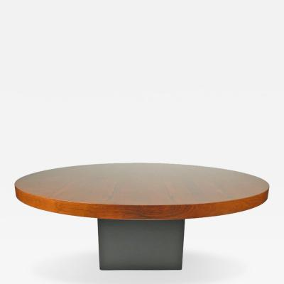 Milo Baughman Rosewood Milo Baughman Cocktail Table