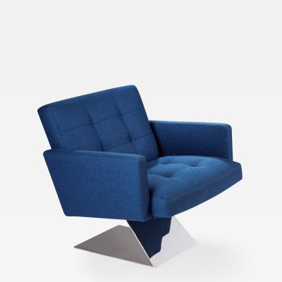 Milo Baughman Z Lounge Chair by Milo Baughman