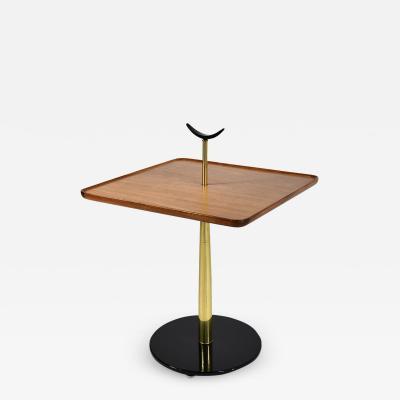 Milo Baughman rare side table