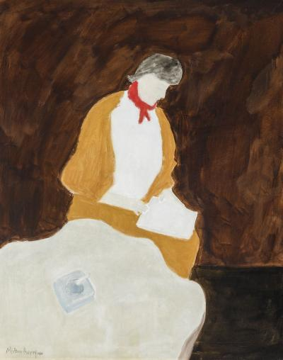 Milton Clark Avery Offered by HIRSCHL ADLER
