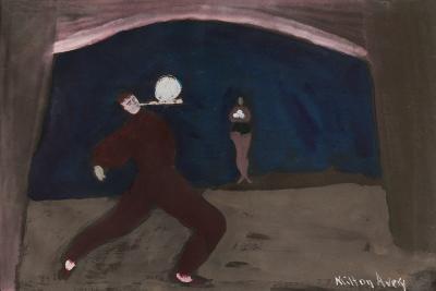 Milton Clark Avery The Acrobats