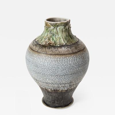 Mindy Horn Plum Vase USA