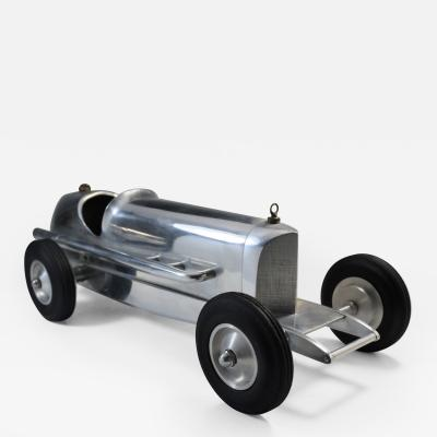 Miniature Race Car Gas Powered Miller 1930 Style