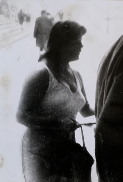 Miroslav Tich Miroslav Tich 1926 2011 Untitled Woman in a White Tank Top