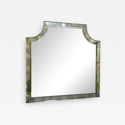 Mirror Framed Mirror with Beveled Glass