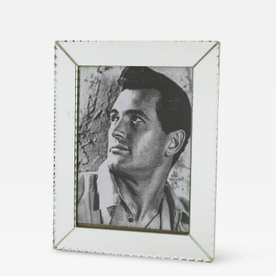 Mirrored Picture Photo Frame France Circa 1940s