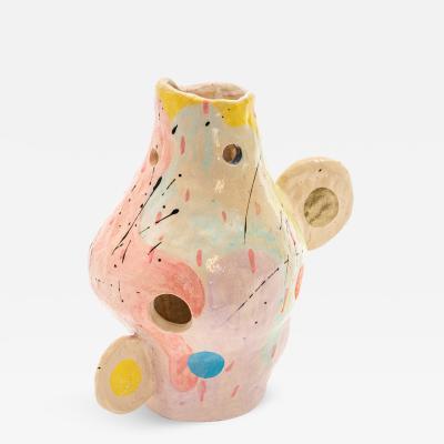 Misha Milovanovich Untitled Ceramic Vessel Sculpture 5