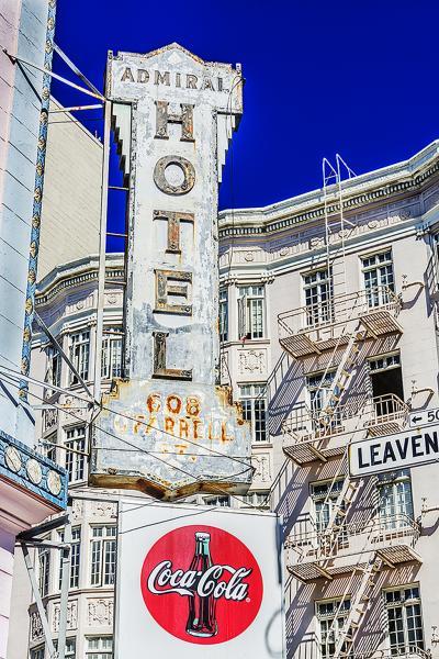 Mitchell Funk Admiral Hotel San Francisco