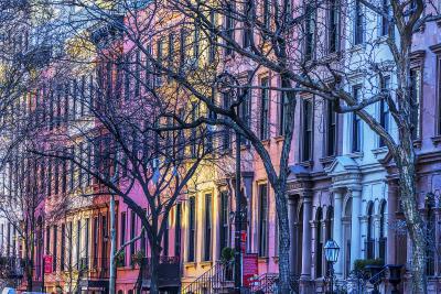 Mitchell Funk Brown Stones Manhattan