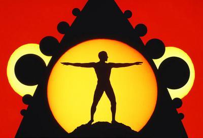 Mitchell Funk Man and Universe