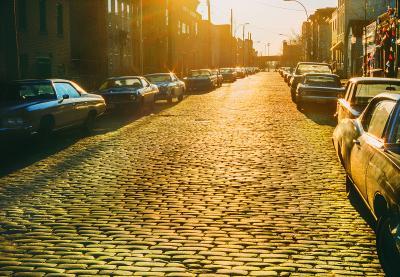 Mitchell Funk Red Hook Brooklyn
