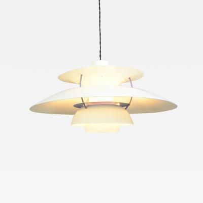 Model PH5 Pendant Lights By Louis Poulson Circa 1960s