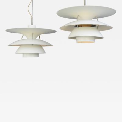 Model PH6 Pendant Light By Louis Poulson Circa 1960s