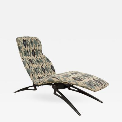 Modern Italian Grasshopper Lounge