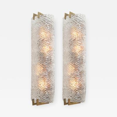 Modern Murano Glass Wall Sconces