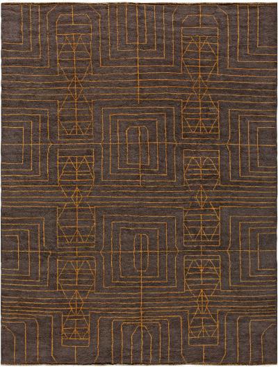 Modern Rug by Kim Alexandriuk