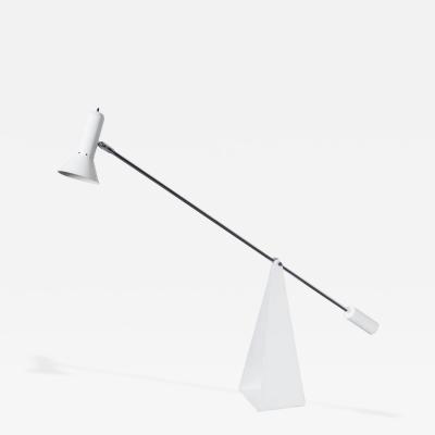 Modernist Counterbalance Floor Lamp