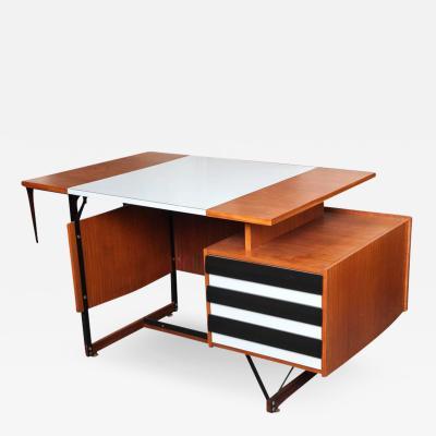 Modernist Desk Made in Italy in 1955