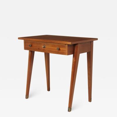 Modernist Desk by Jacques Adnet c1940