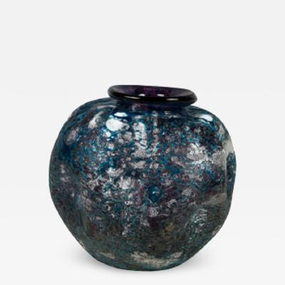 Modernist Glass Vase