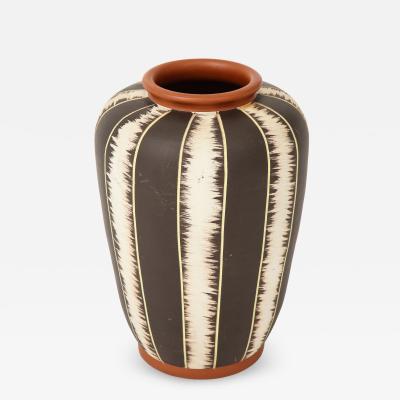 Modernist Pottery Vase