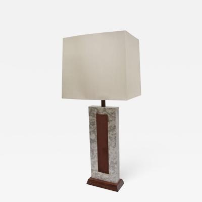 Modernist Single Table Lamp