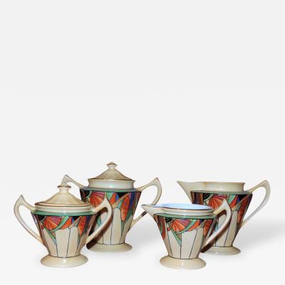 Modernistic Art Deco Royal Rochester Collection