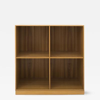Mogens Koch Bookcase in Elmwood