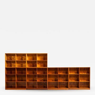 Mogens Koch Mogens Koch bookcases